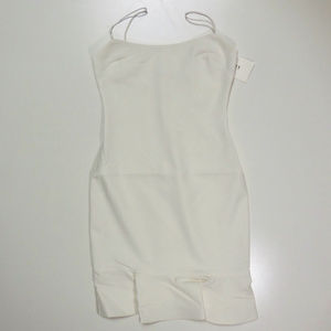 *Brand New* White Likely Slim Dress (2)